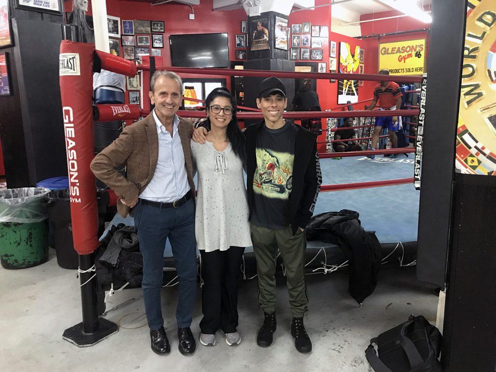 Training Lab e Gleason's Gym: insieme per combattere il Parkinson