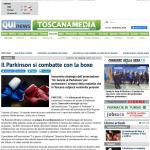 Rassegna stampa 28/1/2020 - Un Gancio Al Parkinson