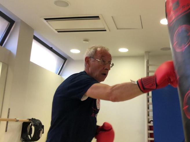 Corriere.it: «Noi come Cassius Clay: sfidiamo il Parkinson con la boxe» - Un Gancio Al Parkinson