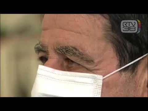 Un servizio di RTV38 sui nostri allenamenti - Un Gancio Al Parkinson