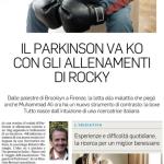"""Il Messaggero: """"Il Parkinson va KO con gli allenamenti di boxe"""" - Un Gancio Al Parkinson"""