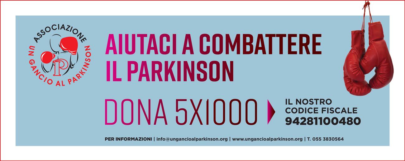 Un Gancio Al Parkinson - 5x1000